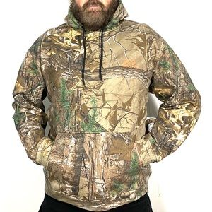 Realtree Pullover Xtra Camo Hoodie